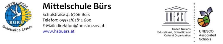 VOBS - Online Lernen | Moodle - MS Bürs